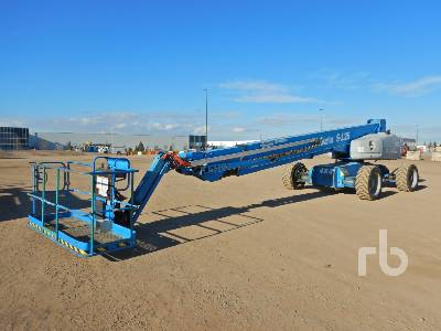 2012 GENIE S125 4x4 Boom Lift