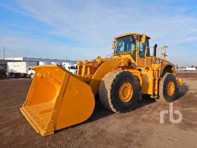 2010 CATERPILLAR 980H Wheel Loader