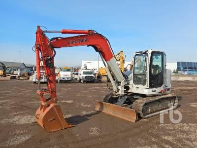 2011 LINK-BELT LBX 80 Midi Excavator (5 - 9.9 Tons)