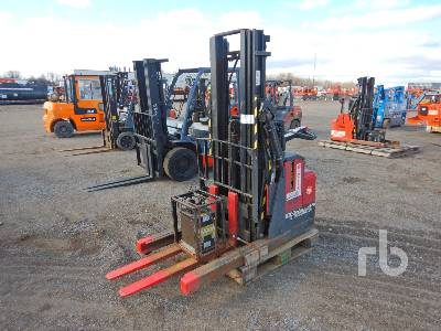 2006 BT RWE120 1500 Lb Walk Behind Electric Forklift
