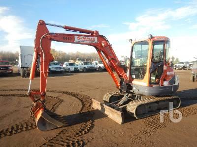 2008 KUBOTA KX121-3 Mini Excavator (1 - 4.9 Tons)