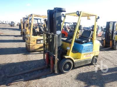 HYSTER S50XM 4450 Lb Forklift