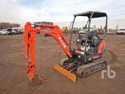 2012 KUBOTA KX41-3 Mini Excavator (1 - 4.9 Tons)