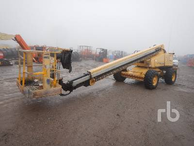 1996 GROVE MZ66B Boom Lift