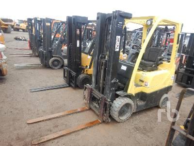 2010 HYSTER S50FT Forklift