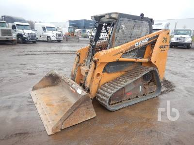 2008 CASE 440CT Series 3 Compact Track Loader