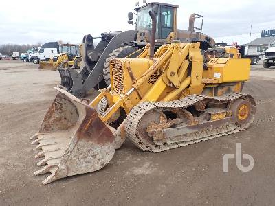 1975 JOHN DEERE JD450 Crawler Loader