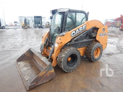 2013 CASE SV250 Skid Steer Loader
