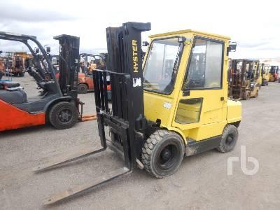 2006 HYSTER 3500 Lb Forklift