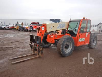 2005 JLG G6-42A 6600 Lb 4x4x4 Telescopic Forklift