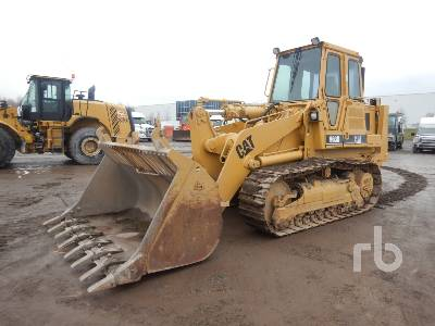 1999 CATERPILLAR 963B LGP Crawler Loader
