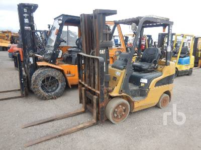 CATERPILLAR C5000 4750 Lb Forklift