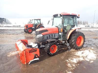 KUBOTA L5740 MFWD Tractor