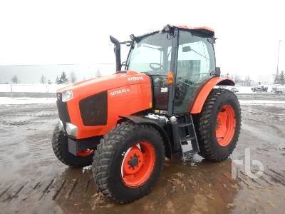 2014 KUBOTA M100GX MFWD Tractor