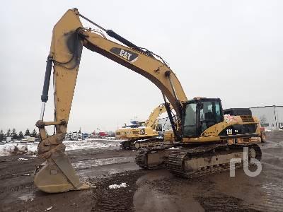 2008 CATERPILLAR 330D Hydraulic Excavator