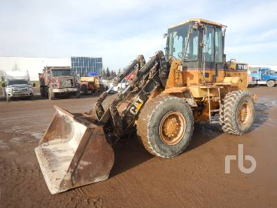 1988 CATERPILLAR IT18B Integrated Tool Carrier