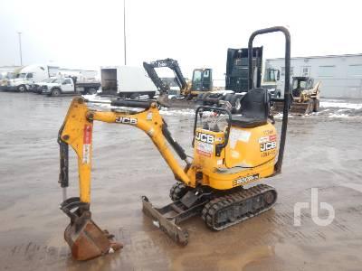 JCB 8008 CTS Mini Excavator (1 - 4.9 Tons)