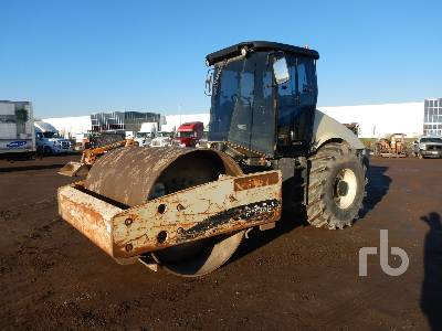 2006 INGERSOLL-RAND SD105DXTF Vibratory Roller