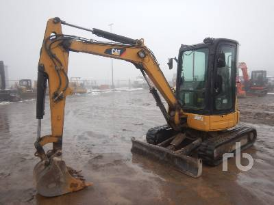 2008 CATERPILLAR 303.5C CR Mini Excavator (1 - 4.9 Tons)