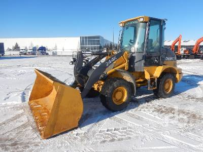 2017 JOHN DEERE 244K Wheel Loader