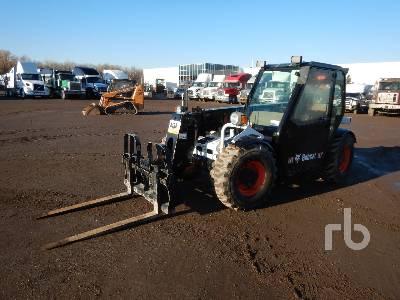 2008 BOBCAT V417 3750 Lb 4x4x4 Telescopic Forklift