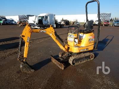 2013 JCB 8008CTS Mini Excavator (1 - 4.9 Tons)