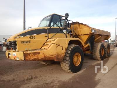 2005 CATERPILLAR 6x6 Articulated Dump Truck