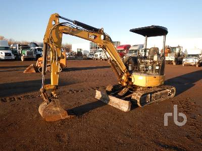 2008 CATERPILLAR 303CCR Mini Excavator (1 - 4.9 Tons)