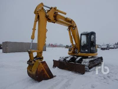 1995 KOMATSU PC128UU-1 Hydraulic Excavator