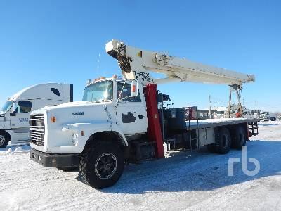 1993 FORD L9000 T/A w/Terex BT4792 25 Ton Boom Truck