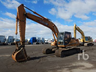 2005 CASE CX210 Hydraulic Excavator