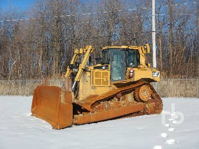2009 CATERPILLAR D6T XL Crawler Tractor