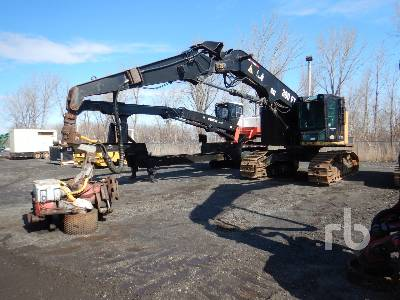 2005 CATERPILLAR TK711 Harvester