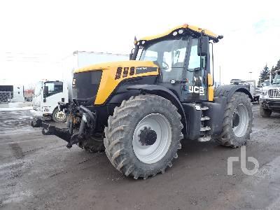 2014 JCB FASTRAC 3230 MFWD Tractor