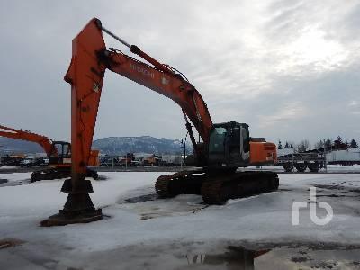 2008 HITACHI ZX350LC-3 Hydraulic Excavator