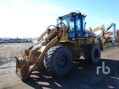 2011 CATERPILLAR IT38H Integrated Tool Carrier