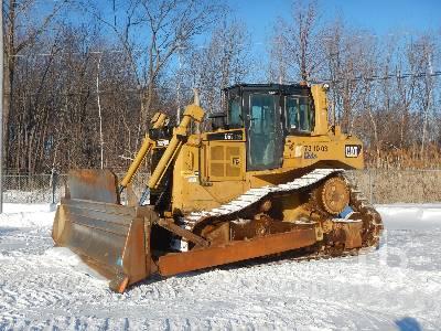 2010 CATERPILLAR D6T LGP Crawler Tractor