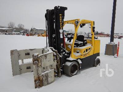 2013 HYSTER S120FTPRS 8500 Lb Forklift