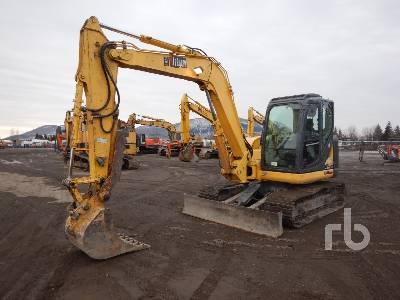 2012 KOBELCO SK80CS-2 Midi Excavator (5 - 9.9 Tons)