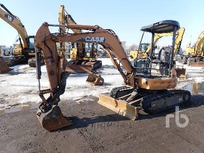 2007 CASE CX36B Mini Excavator (1 - 4.9 Tons)