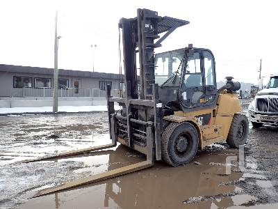 2009 CATERPILLAR P17500 Forklift
