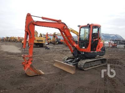 2006 KUBOTA KX121-3 Mini Excavator (1 - 4.9 Tons)
