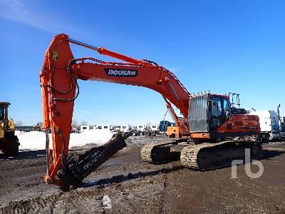 2014 DOOSAN DX350LC-5 Hydraulic Excavator