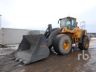2010 VOLVO L220F Wheel Loader