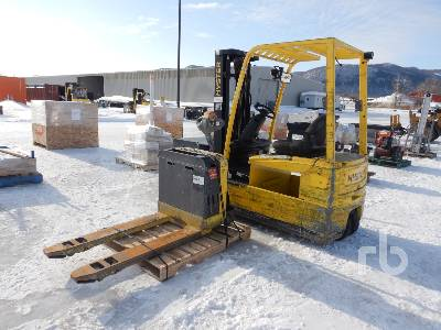HYSTER J40ZT 3650 Lb Electric Forklift