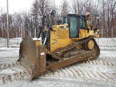 2015 CATERPILLAR D6T XL Crawler Tractor