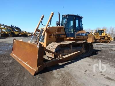 2004 CASE 1850K LGP Crawler Tractor