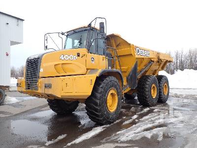 2003 JOHN DEERE 400 6x6 Articulated Dump Truck