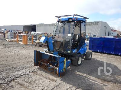 2009 NEW HOLLAND G6030 4WD Utility Tractor