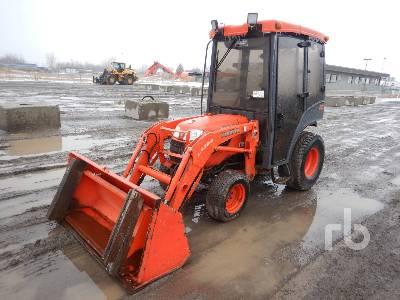 2009 KUBOTA B2620HSD 4WD Utility Tractor